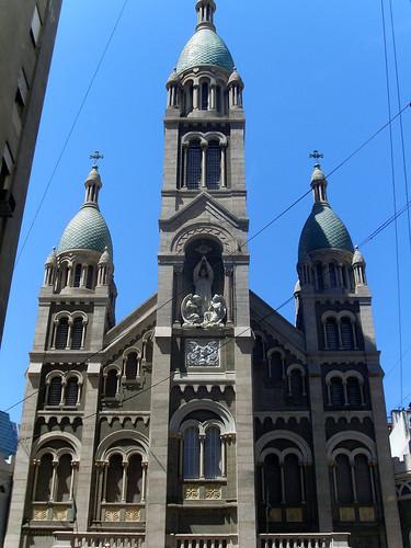 Basílica sagrado sacramento