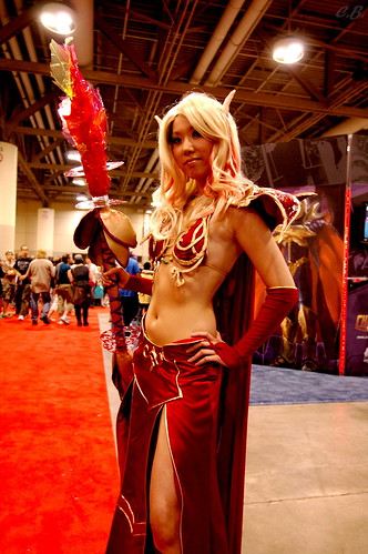 world of warcraft blood elf. Blood Elf from World of