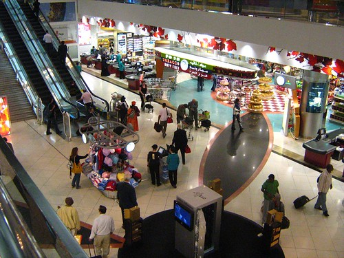 Dubai International Airport 2