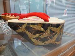Geisha Okobo (aleph28) Tags: shopping kyoto maiko gion sighseeing