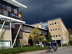 27-10-2008: op bezoek bij Windesheim
