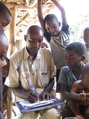 Chumbechumbe, baraza teaching2