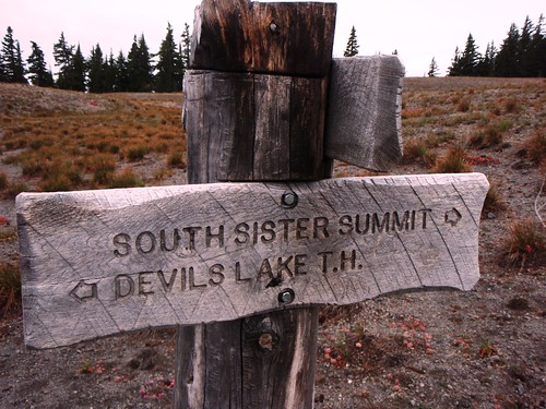 South Sister Summit Guide