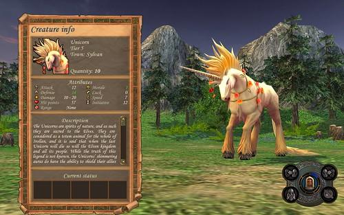 Sylvan Unicorn