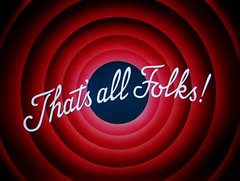 That's all Folks! (Dill Pixels (THE ORIGINAL)) Tags: cinema film movie screenshot cartoon theend wb hollywood parody title warnerbros titles thatsallfolks 10000views 100000views 60000views 80000views 90000views endtitle 13000views pagemissglory searchenginestar