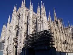 Dom de Milan (Duomo Santa Maria Nascente)