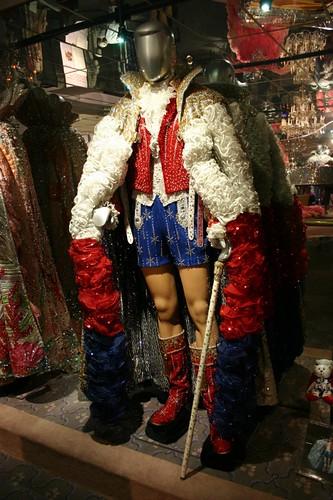patriotic liberace costume