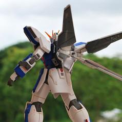 Gundam X (Kelvin ) Tags: gundam gundamfixfiguration gundamx gx9900 fixfiguration0033