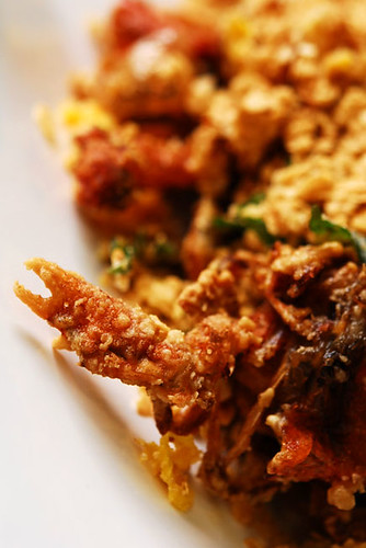 Cereal Soft shell crab - DSC_5755