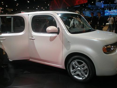 2008 Nissan Cube