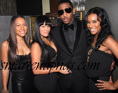 fabolous and one bag of girls