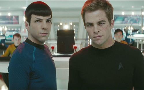 ST XI Kirk-Spock by corrini.
