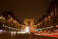 _MG_8247 (simon.zambrovski) Tags: paris france night champselysees 2008 arcdetriomphe
