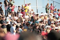 IMG_6625Barack Obama Rally at Bonanza High School, Las Vegas (nabila4art) Tags: people lasvegas crowd huge barackobamarally bonanzahighschool