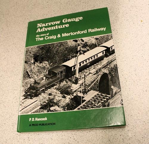Narrow Gauge Adventure by P.D. Hancock