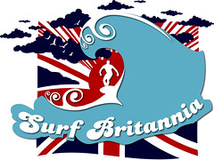 Surf Britannia - Zazzle UK design contest (s0ulsurfing) Tags: uk blue red england sky cloud seagulls white art english birds silhouette illustration clouds layout idea design graphicdesign sketch artwork surf waves graphic britain surfer flag gull gulls contest flight silhouettes wave competition surfing retro curly font type imagination surfers sunburst british illustrator curl rollers outline gliding sunrays 2d 2008 ideas unionjack swell olas entry feedback soar opinion glide zazzle englishness s0ulsurfing