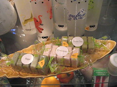 Soaps and other gifts at 3 Brothers gift shop. Photo by Wendi.