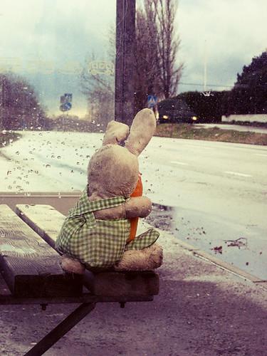 När kommer bussen?