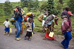 Thousands Flee IDP site in Kibati (UNHCR) Tags: poverty camp war refugee flight goma greatlakes relief hunger conflict soldiers government congo migration asylum protection unhcr humanitarian distribution drc flee fleeing displaced displacement refugeecamp forcedmigration drcongo idp humanitarianaid massexodus democraticrepublicofcongo virunga northkivu peoplefleeing rebells kibati