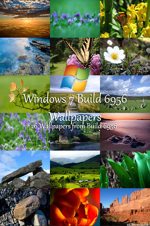 windows vista wallpaper pack. windows 7 wallpaper pack