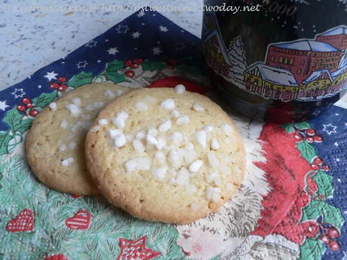 Tuesdays with Dorie: Grandma's All-Occasion Sugar Cookies