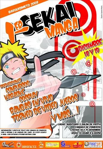 1er Sekai Manga
