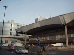 Gossiping architecture (Monika Kostera (urbanlegend)) Tags: poland center warsaw warszawa pkin centralrailwaystation
