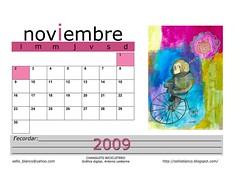 Diapositiva12 (sello_blanco) Tags: 2009 escritorio calendario