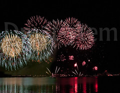 Fire works.. (AyshaBintKhalid) Tags: fire december national 18 doha qatar wors