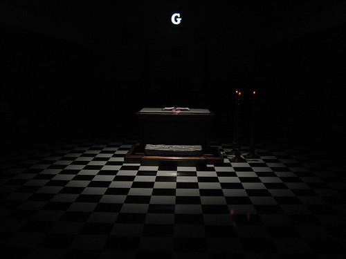 Altar w/Spotlight