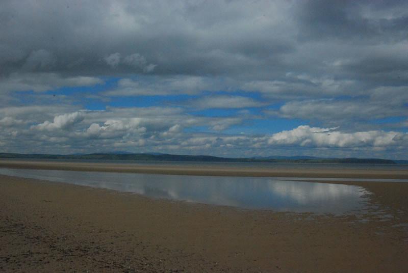 Nairn, east beach