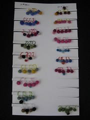 Finished Stitch Markers