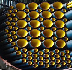 Merchant Navy Boiler Tube Cutaway