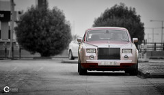 Rolls-Royce Phantom | The Princess (Tareq Abuhajjaj | Photography & Design) Tags: light red moon white black cars car sport speed dark photography lights design photo big high nice nikon flickr power princess top fast gear rollsroyce saudi arabia carbon phantom rims riyadh v8  2010 v12 ksa the tareq     d700   tareqdesigncom tareqmoon tareqdesign  abuhajjaj