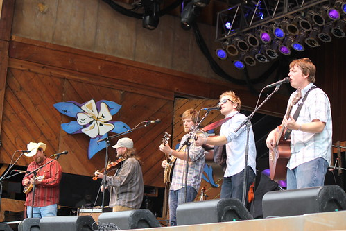 Trampled by Turtles side