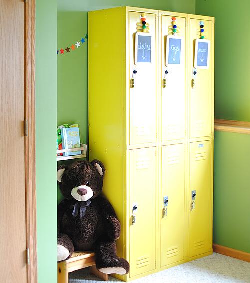 The Gamlins: The Big Boy Room, Toddler Version