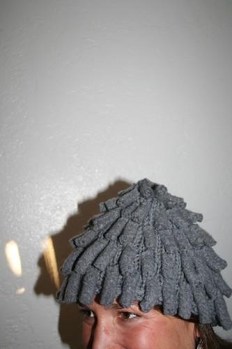 nudu cap, gray, #3