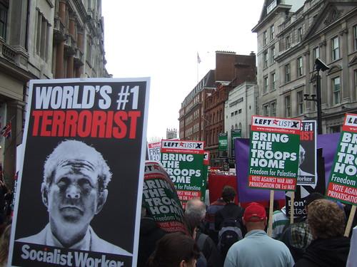 World's #1 Terrorist