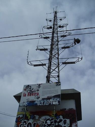 Cartell i antena