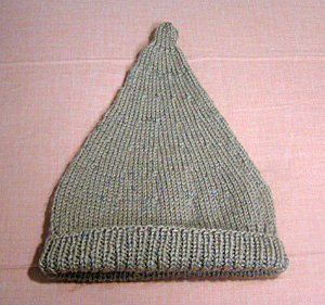 Cone-shaped cap2