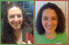Melanie Hiestand's Hair Chop!