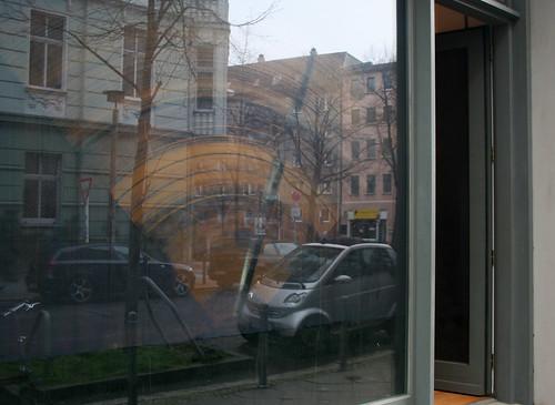 Fensterputzmaschine
