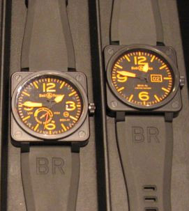 New Bell & Ross Orange Watches