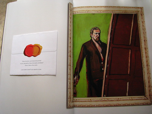 Julian Schnabel and mastercard
