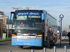 Aircoach 03-D-46738 (Howard_Pulling) Tags: ireland dublin coach coaches setra aircoach hpulling howardpulling