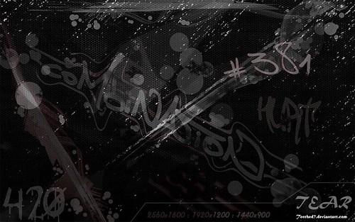 wallpaper graffiti love. For those who love dark and