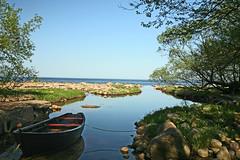 gone fishing (dukematthew2000) Tags: blue sea boat skåne fishing sweden sverige worldwidelandscapes natureselegantshots stenshuved panoramafotográfico