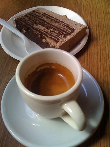 Espresso & Dessert