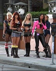 Pussycat Dolls (Miss Famous) Tags: pussycatdolls whenigrowup