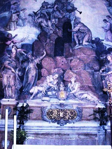 San Moise altar